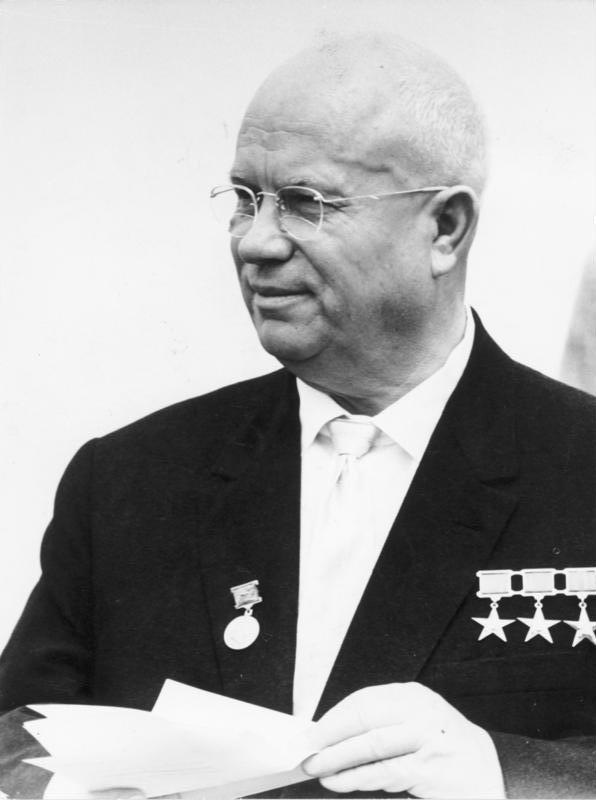 How did Nikita Khruschev Maintain His Control Behind the Iron Curtain?